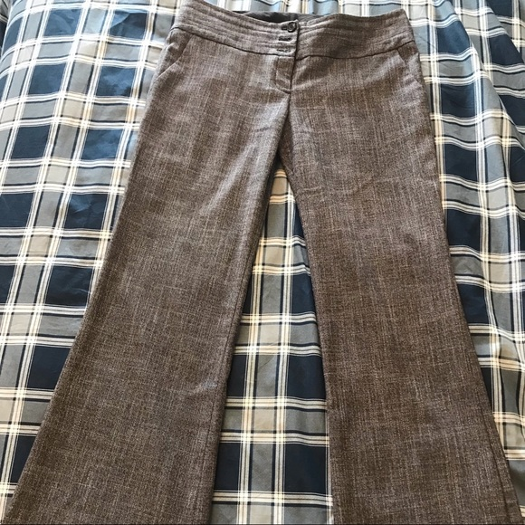 The Limited Pants - Size 6 The Limited Drew pants -  Brown